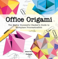 Cover of Office Origami by David Mitchell