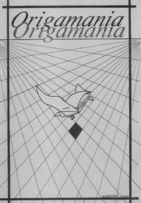 Cover of Origamania by Lionel Albertino