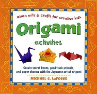 Cover of Origami Activities by Michael G. LaFosse