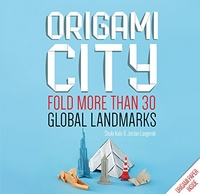 Origami City book cover