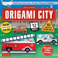 Origami City By Joel Stern Book Review