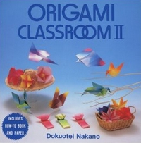 Cover of Origami Classroom II by Dokuohtei Nakano