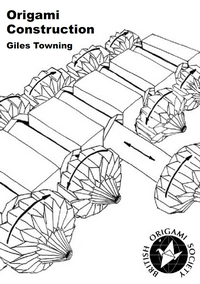 Cover of Origami Construction by Giles Towning