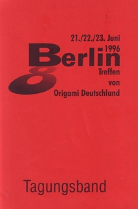 Cover of Origami Deutschland 1996