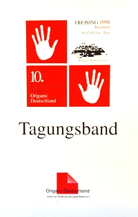 Cover of Origami Deutschland 1998