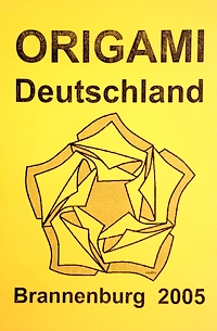 Cover of Origami Deutschland 2005