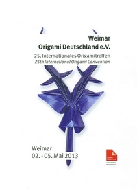 Cover of Origami Deutschland 2013