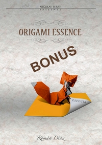 Cover of Origami Essence: Bonus by Roman Diaz