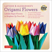 Origami Flowers book cover