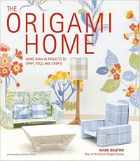 The Origami Home book cover