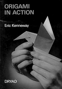 Cover of Origami in Action by Eric Kenneway