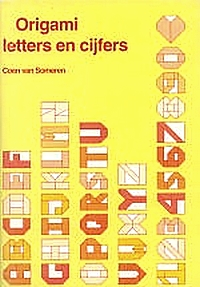Origami Letters and Ciphers book cover