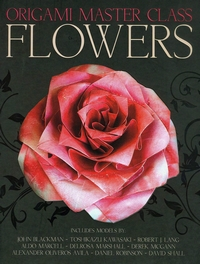 Cover of Origami Master Class: Flowers