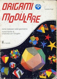 Cover of Origami Modulare (Italian) by Tomoko Fuse