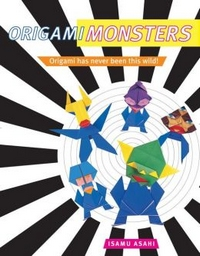 Cover of Origami Monsters by Asahi Isamu