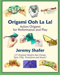 Cover of Origami Ooh La La! by Jeremy Shafer