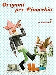 Cover of Origami per Pinocchio