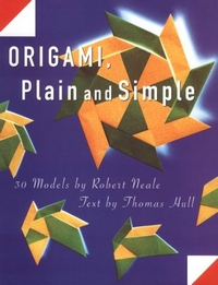 Cover of Origami, Plain and Simple by Robert Neale