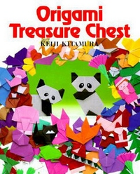 Origami Treasure Chest book cover
