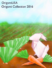 Cover of Origami USA Convention 2016