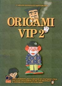 Cover of Origami VIP 2 by Carlos Gonzalez Santamaria (Halle)