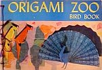 Cover of Origami Zoo: Bird Book by Isao Honda