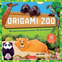 Cover of Origami Zoo Kit by Joel Stern