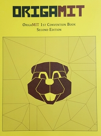 Cover of OrigaMIT 2012 Convention Book