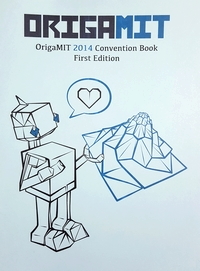 Cover of OrigaMIT 2014 Convention Book