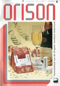 Cover of Orison 17/06