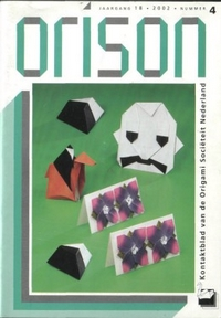 Cover of Orison 18/04