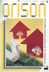 Cover of Orison 19/02