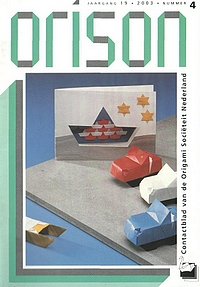 Cover of Orison 19/04