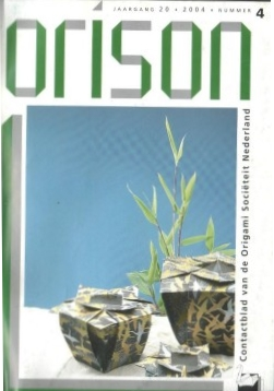 Cover of Orison 20/04