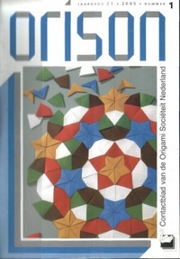 Cover of Orison 21/01