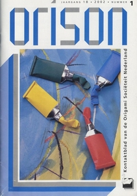 Cover of Orison 18/01