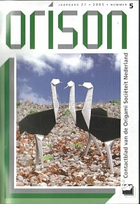 Cover of Orison 21/05