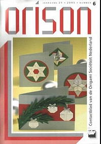 Cover of Orison 21/06