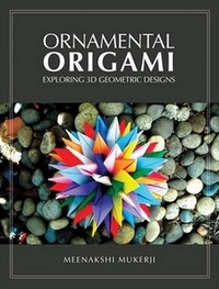 Cover of Ornamental Origami by Meenakshi Mukerji