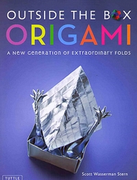 Outside the Box Origami book cover