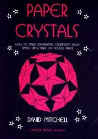 Cover of Paper Crystals by David Mitchell