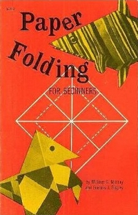 Cover of Paper Folding for Beginners by Murray and Rigney