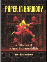 Cover of Paper in Harmony by Marc Kirschenbaum