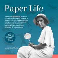 Cover of Paper Life: The Story of Ligia Montoya by Laura Rozenberg