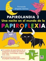 Cover of Papirolandia 2 by Fernando Gilgado Gomez