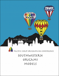 Cover of PCOC 2013 Southwestern Origami Models