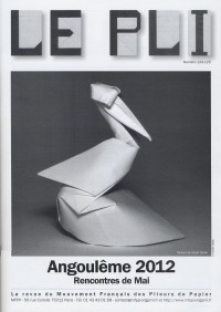 Le Pli 124-125 Supplement book cover