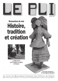 Le Pli 134 Supplement book cover