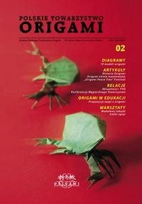 Cover of Polish Origami Association Newsletter 2