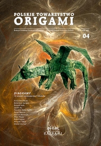 Cover of Polish Origami Association Newsletter 4